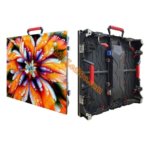 P2.98mm Indoor HD Rental LED Video Display 500 X 500mm